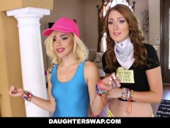 Picture DaughterSwap - Young Girl 18+ Daughters Fuck...