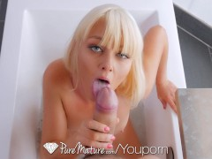 Picture PureMature - Mature housewife Marie McCray f...