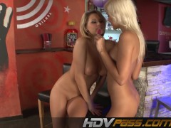 Picture Lesbian action with pink dildo.mp4