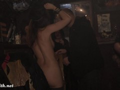 Picture Jeny Smith naked in public and on stage