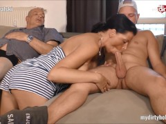Picture My Dirty Hobby Egon-Kowalski daddy with a di...