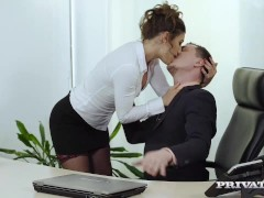Picture Julia Roca Has Her Hairy Pussy Pounded in th...