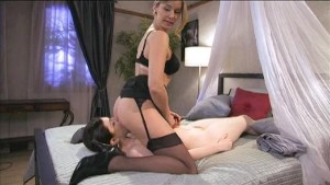 francaise lesbienne anal