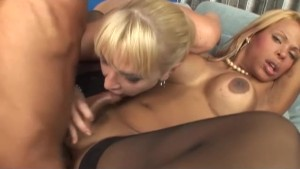 shemale couple threesome