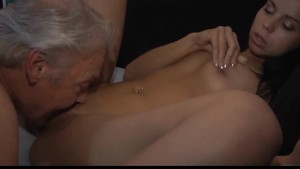 old foreign erotic movie