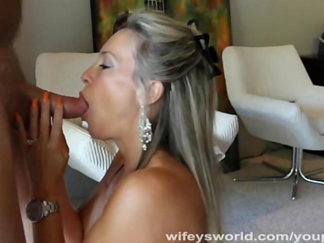 Blanca wifey hace maridito proud - Petardascom