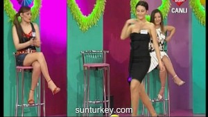 breast accident in live tv show