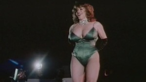 1970s Classic Striptease with Kitten Natividad