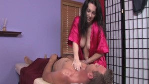 "Sexy Rayveness Gives a ""Special"" Massage"