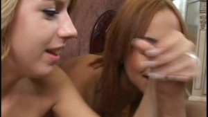 Lexi Belle s Two-Girl POV Blowjob Contest!