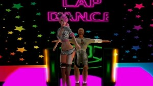 Second Life- LapDance4YaA$$