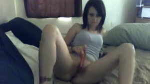 naughty american gf toying herself