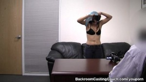 Latina Hoodrat Ready for Porn Fame?