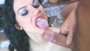 Silverstone - Tight pussy cockride