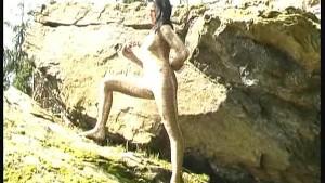 Spandex outdoor girl cisara