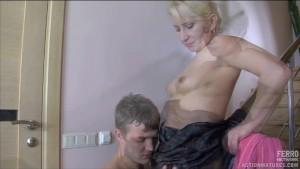 CFMN sex with hot mature MILF