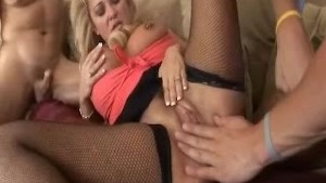 Devils Film - BBW cock hunter