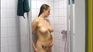 Solo in the shower