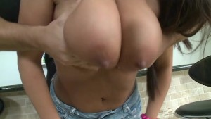 Penelope Piper gets her busty self fucked!