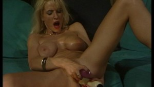 MILF Loves Her 2 Dildos - DBM Video