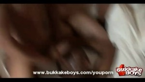 Black Gay Guy Gets Fucked Hard