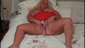 BBW In Red