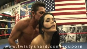 Daisy Marie Gets Fucked in The ring
