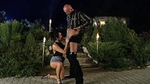HOT Bulgarian Babe fucked in Mansion!