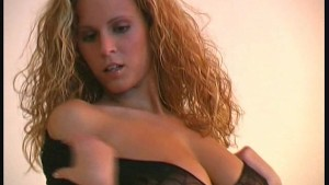Booby Pornstar Zuzanna strips in nylons