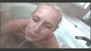 Bath, Bubbles and Blow Job