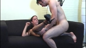 Fuck n in Fishnet stockings! (Clip)