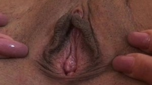 Aroused & pulsating vagina
