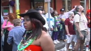 Everyone is OUT for Mardi Gras