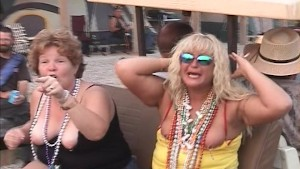 Pussies, tits and asses at Spring Break (CLIP)PT.2/3
