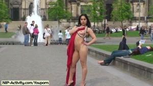 Spectacular Public Nudity Compilation!