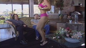 Vicky Vette relieves some stre