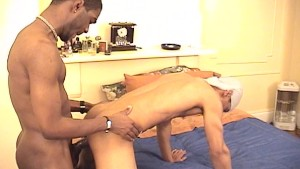 Anal gay action