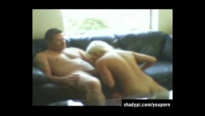 Naughty Blonde Hotties Calls Over Her Ex Boyfriend