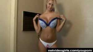 netvideogirls - Lynn Calendar Audition