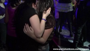 Local girls getting fucked in the club