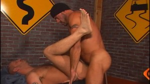 Big hunk fucks that smaller dude up - Pacific Sun