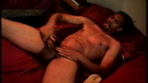 Tugging on a big fat cock - Encore Productions