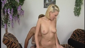 German threesome - Julia Reaves
