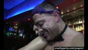 Real Bar Fucking With Cathy Heaven