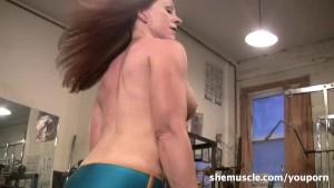 Catherine DeSade - SheMuscle