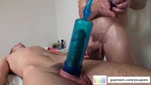Manly Massage Turns Erotic.p8