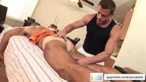 Older Massage Turns Kinky.p5
