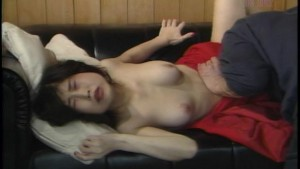 Asian group sex after dinner p