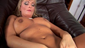Big black dildo for Cordula - CzechSuperStars
