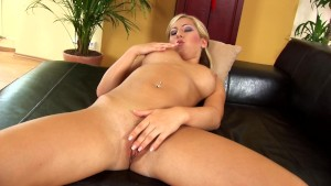 Blonde hottie Stela wants you - CzechSuperStars